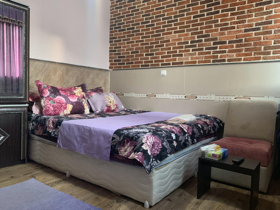 درون شهری هتل آپارتمان در شهر قزوین - اتاق 10