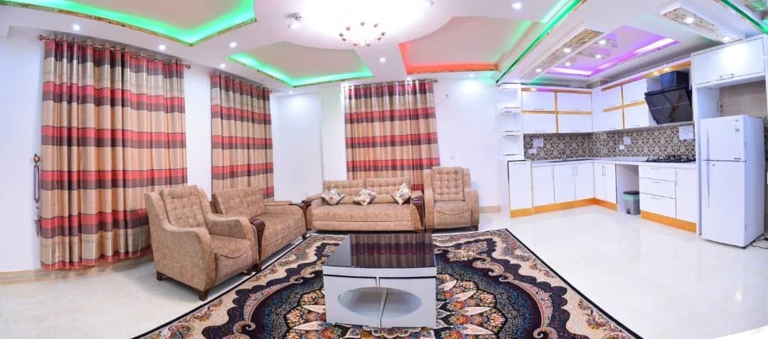 درون شهری آپارتمان ارزان در شهرک سام وزال قشم - واحد3