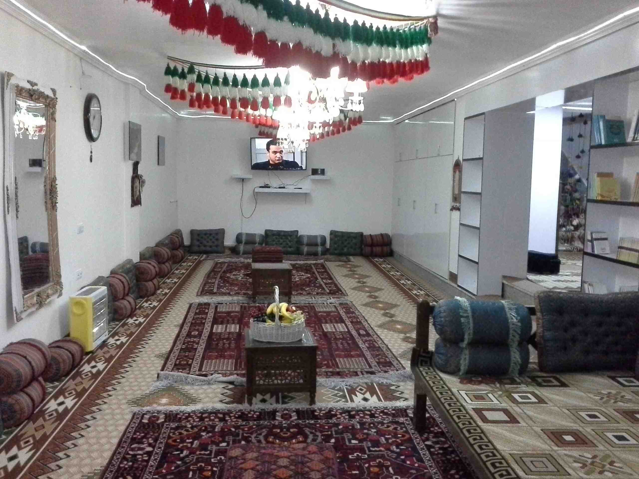 بوم گردی خانه اجاره ای تمیز در چلگرد - چشمه مروارید ویلای شماره 1