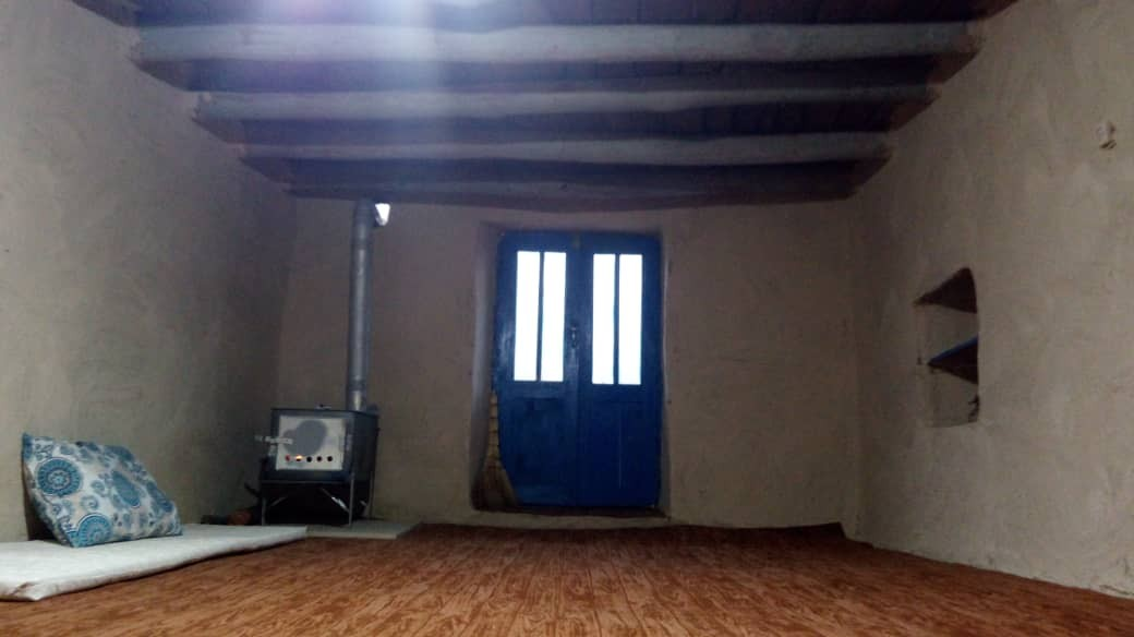 بوم گردی خانه سنتی در گالیکش - کرنگ کفتر2