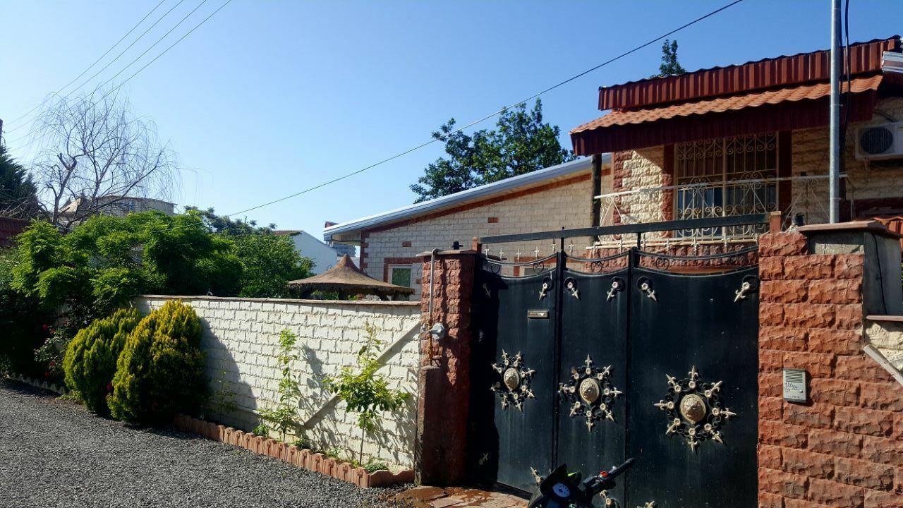 ساحلی ویلای لاکچری ملکوتی 23استخر دار