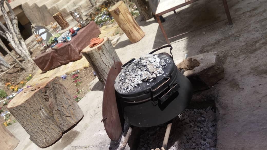 بوم گردی خانه ناصر لشکر 2
