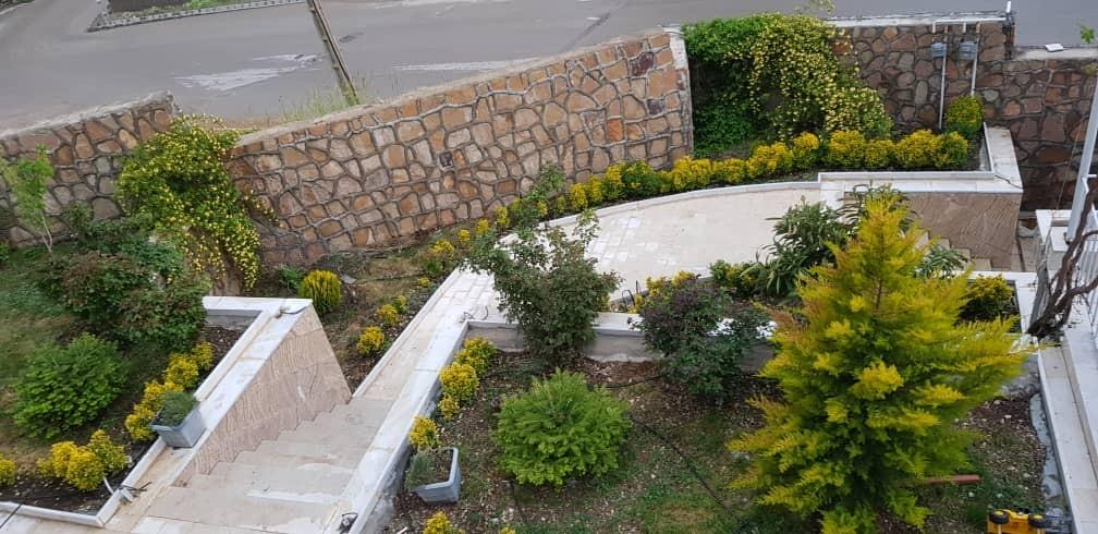 حومه شهر باغ ویلایی تمیز دو خوابه در سی سخت