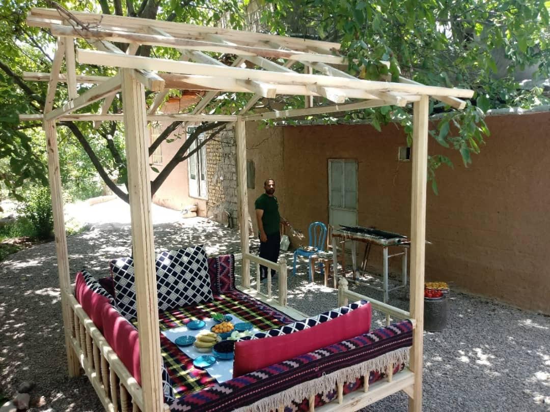 بوم گردی بومگردی سنتی در دیکین قزوین - اتاق2