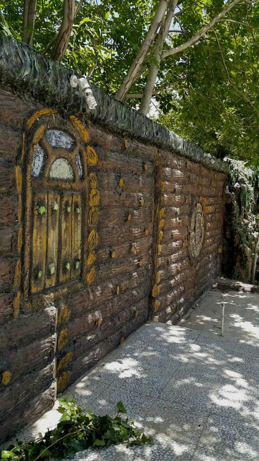 بوم گردی ویلا لوکس در میان رود شیراز
